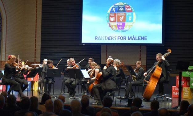Randers rækker efter FN's 17 verdensmål