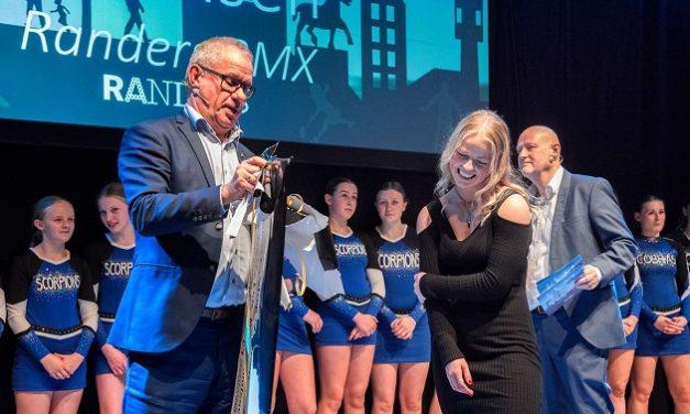 BMX-piger giver al anden Randers-idræt baghjul