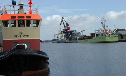 Randers' havne er certificerede Sikker Havn