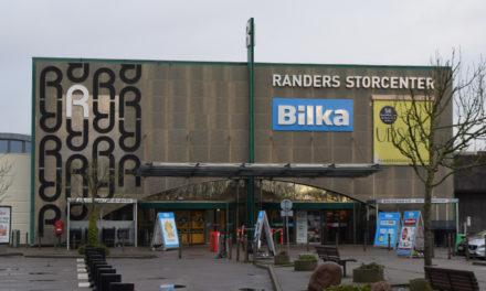 Randers Storcenter ændrer åbningstiderne