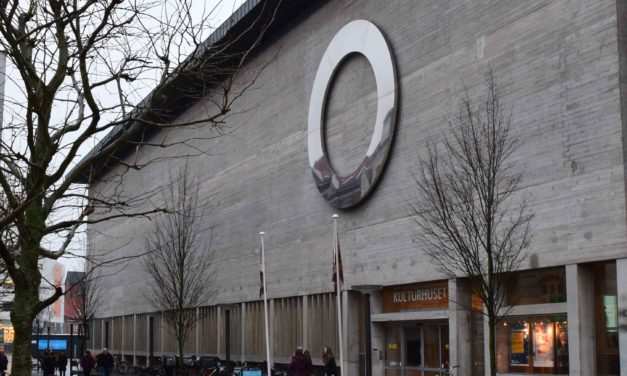 Oplev Randers biblioteks forårs program mandag d. 20/1