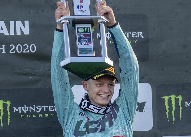 Randers kørere til tops til VM i motocross