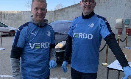 Stadionplatter i spil fra Randers FC – og en fan siden 1977