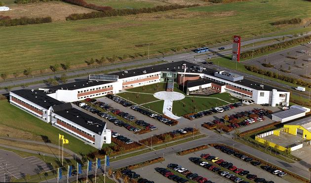 Danish Crown bygger nyt og større hovedkontor i Randers