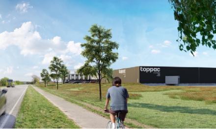 Toppac bygger nyt domicil i Sdr. Borup