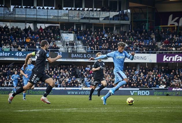 Randers FC på svær opgave i aften i København