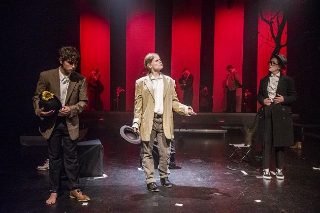 Randers Teaters Talentskole for unge optager nye elever