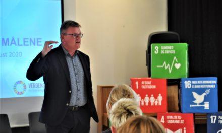 Randers genstarter kampagne for FN-mål