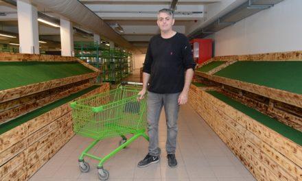 Multietnisk supermarked åbner til september