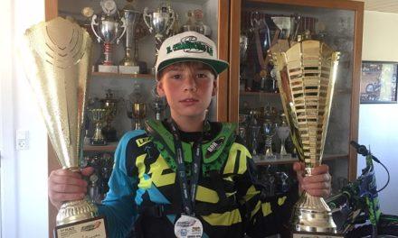 12 år og Europa- mester