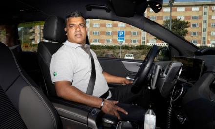 Taxiselskab vender tilbage til Randers