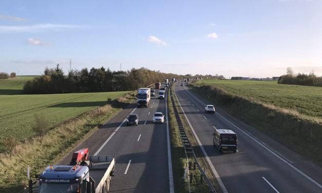 Lokale landspolitikere skoser trafikudspil