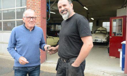 Generationsskifte hos ældre autoværksted