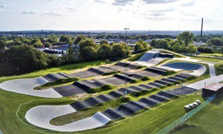 Ny BMX-bane af international klasse klar til indvielse