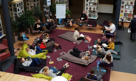 Læsemarathon på Randers Bibliotek i efterårsferien