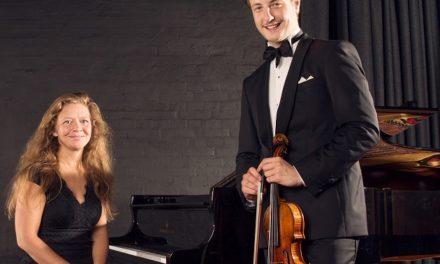 Koncert med to berømte danskere
