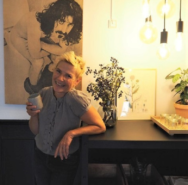 Ny kaffebar med lokale og danske produkter