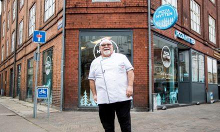 Pizza Hytten åbner restaurant i Storegade