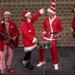 Julen spilles i gang med julerock
