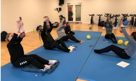 Sundhed, bevægelse og trivsel i Purhus IF
