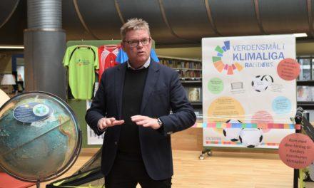 Mere end 200 ideer til Randers Kommunes klimaplan