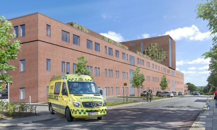 Stor udvidelse og renovering af Regionshospitalet