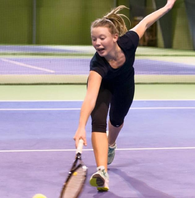 Hvor blev talenterne af? – Mød tennisspilleren Katinka Nielsen
