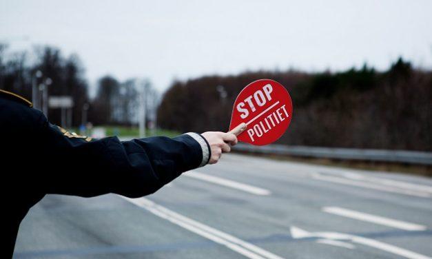 Politiet har fokus på uopmærksomme trafikanter