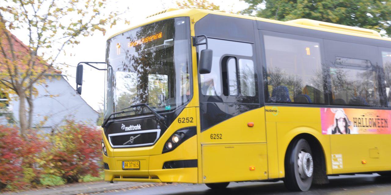 Radikale Venstre kræver hurtigbaner til busser på Aarhusvej