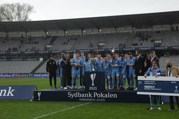 Endelig – Pokalen er hjemme i Randers igen