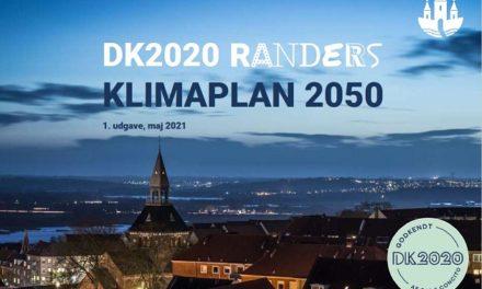 Randers vil i top med ny klimaplan