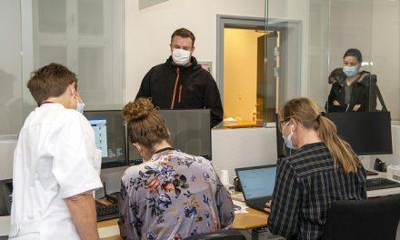 Vaccination uden tidsbestilling i Randers