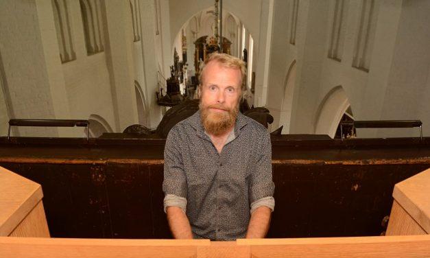 Orgelspil kom legende let