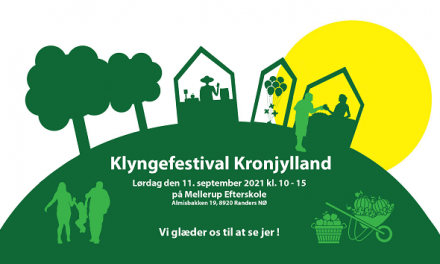 Klyngefestival på Mellerup Efterskole